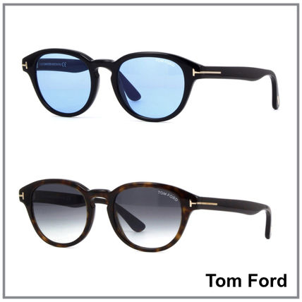 7340091c476d TOM FORD Unisex Oval Sunglasses (TF521) by Papermoon - BUYMA