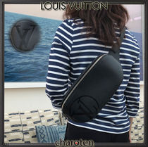 Louis Vuitton EPI Calfskin 3WAY Plain Hip Packs