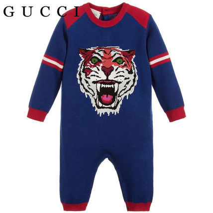 843c3c17d99 GUCCI Baby Girl Dresses   Rompers Unisex Street Style Baby Girl Dresses ...