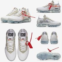 Nike Vapor Max Unisex Street Style Collaboration Sneakers