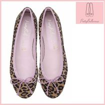 Pretty Ballerinas Fur Other Animal Patterns Ballet Shoes