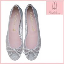 Pretty Ballerinas Round Toe Casual Style Ballet Shoes