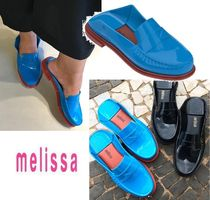 Melissa Casual Style Plain Rain Boots Boots