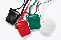 Supreme Unisex Street Style Collaboration Messenger & Shoulder Bags