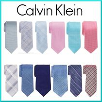 Calvin Klein Dots Silk Plain Ties