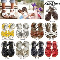 SALT WATER SANDALS Petit Bold Kids Girl Sandals