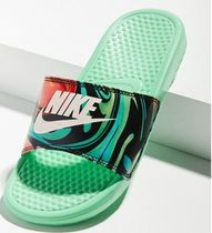Nike BENASSI Casual Style Sandals Sandals