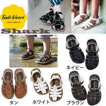 SALT WATER SANDALS SHARK Baby Girl Shoes