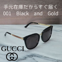 GUCCI Unisex Sunglasses