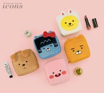 KAKAO FRIENDS Collaboration Pouches & Cosmetic Bags