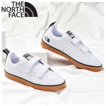 THE NORTH FACE Casual Style Unisex Faux Fur Low-Top Sneakers
