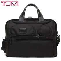 TUMI Nylon A4 2WAY Plain Business & Briefcases