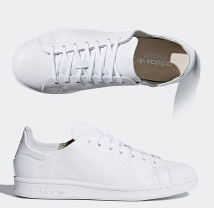 Unisex Leather Sneakers