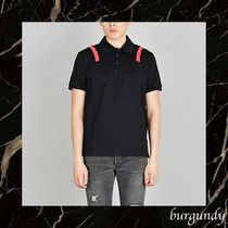 NeIL Barrett Short Sleeves Polos