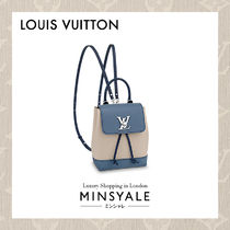 Louis Vuitton LOCKME BACKPACK MINI [London department store new item]