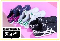 Onitsuka Tiger Unisex Street Style Loafers & Slip-ons