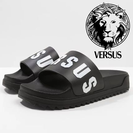 Street Style Shower Shoes PVC Clothing Shower Sandals