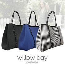 willow bay Unisex Street Style Yoga & Fitness Bags