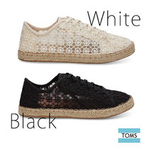 TOMS Casual Style Low-Top Sneakers