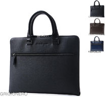 Salvatore Ferragamo Calfskin A4 Business & Briefcases