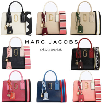 Marc Jacobs Handbags Casual Style Plain