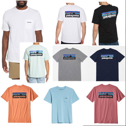 Patagonia More T-Shirts Unisex Short Sleeves T-Shirts