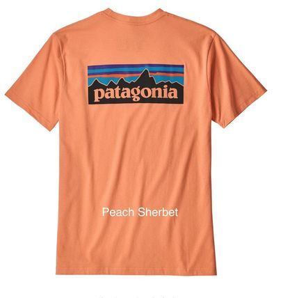 Patagonia More T-Shirts Unisex Short Sleeves Logo Outdoor T-Shirts 8