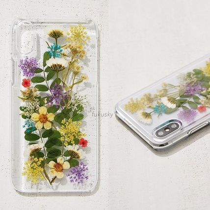 super popular 70253 dd4b9 Urban Outfitters 2018-19AW Flower Patterns Smart Phone Cases
