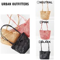 Urban Outfitters Casual Style Straw Bags