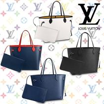Louis Vuitton NEVERFULL 18AW NEVERFULL MM Epi Leather Totes / 4 Colors