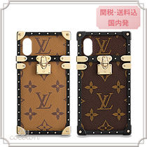 Louis Vuitton 18SS EYE TRUNK FOR IPHONE X SMART PHONE CASE