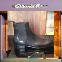Gianvito Rossi Plain Leather Boots