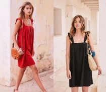 SEZANE Cotton Dresses