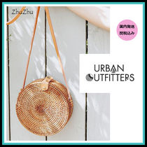 Urban Outfitters Casual Style Street Style Plain Straw Bags