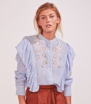 Antik Batik Stripes Cotton Shirts & Blouses