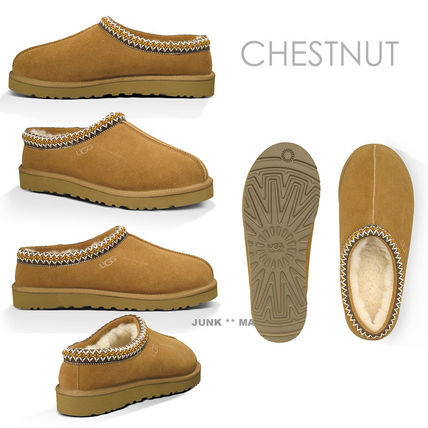 UGG Australia Loafers & Slip-ons Suede Plain Loafers & Slip-ons 4