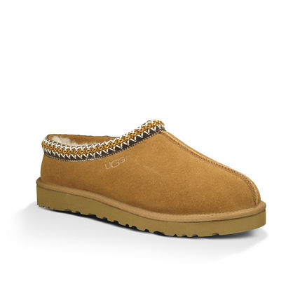 UGG Australia Loafers & Slip-ons Suede Plain Loafers & Slip-ons 7