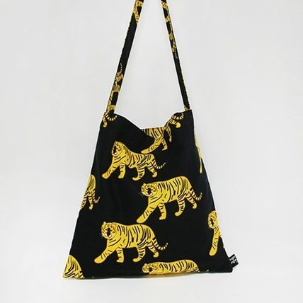 Casual Style Handmade Totes