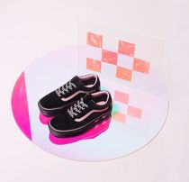 LAZY OAF Heart Dots Street Style Collaboration Party Style