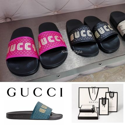 9a278aeacebd GUCCI Shower Shoes Shower Sandals (519982 9QR10 1085) by Noel sStyle ...