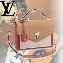 Louis Vuitton TAURILLON MYLOCKME Shoulder Bags