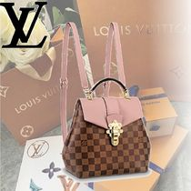 Louis Vuitton DAMIER Damier CLAPTON BACKPACK Backpacks
