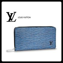 Louis Vuitton ZIPPY WALLET Leather Long Wallets