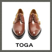 TOGA Leather Loafer Pumps & Mules