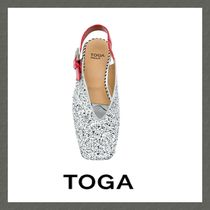 TOGA Pointed Toe Pumps & Mules