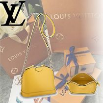 Louis Vuitton EPI Epi ALMA MINI Shoulder Bags