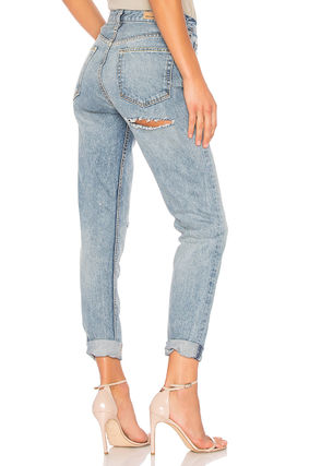 Denim Long Jeans