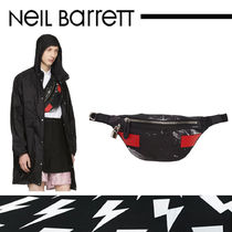 NeIL Barrett Messenger & Shoulder Bags