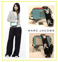 MARC JACOBS 2WAY Plain Other Animal Patterns Leather Elegant Style