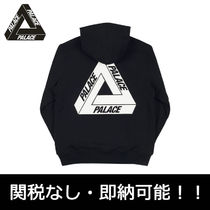 Palace Skateboards Pullovers Street Style Long Sleeves Hoodies